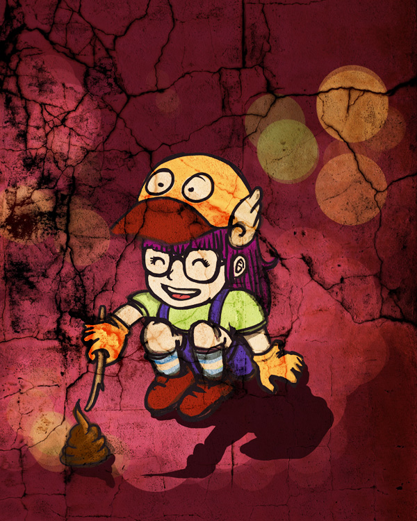 Dr. Slump By Tengus-Nose On DeviantArt