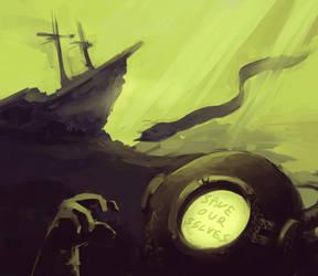 A Hopeless Diver