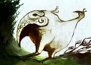 Bird Dream of Olympus Mons