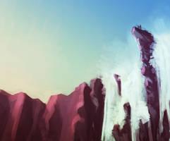 Visceral Waterfall