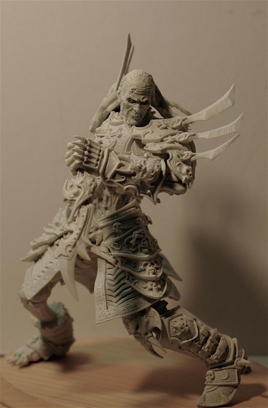 Undead Rogue, Warcraft