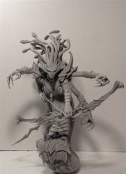 Lady Vasj, World of Warcraft by LocascioDesigns