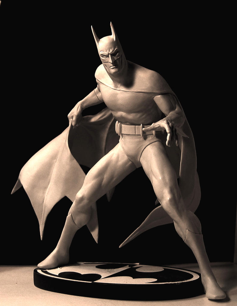 Jim Aparo Batman by LocascioDesigns