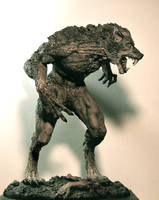 Werewolf by LocascioDesigns