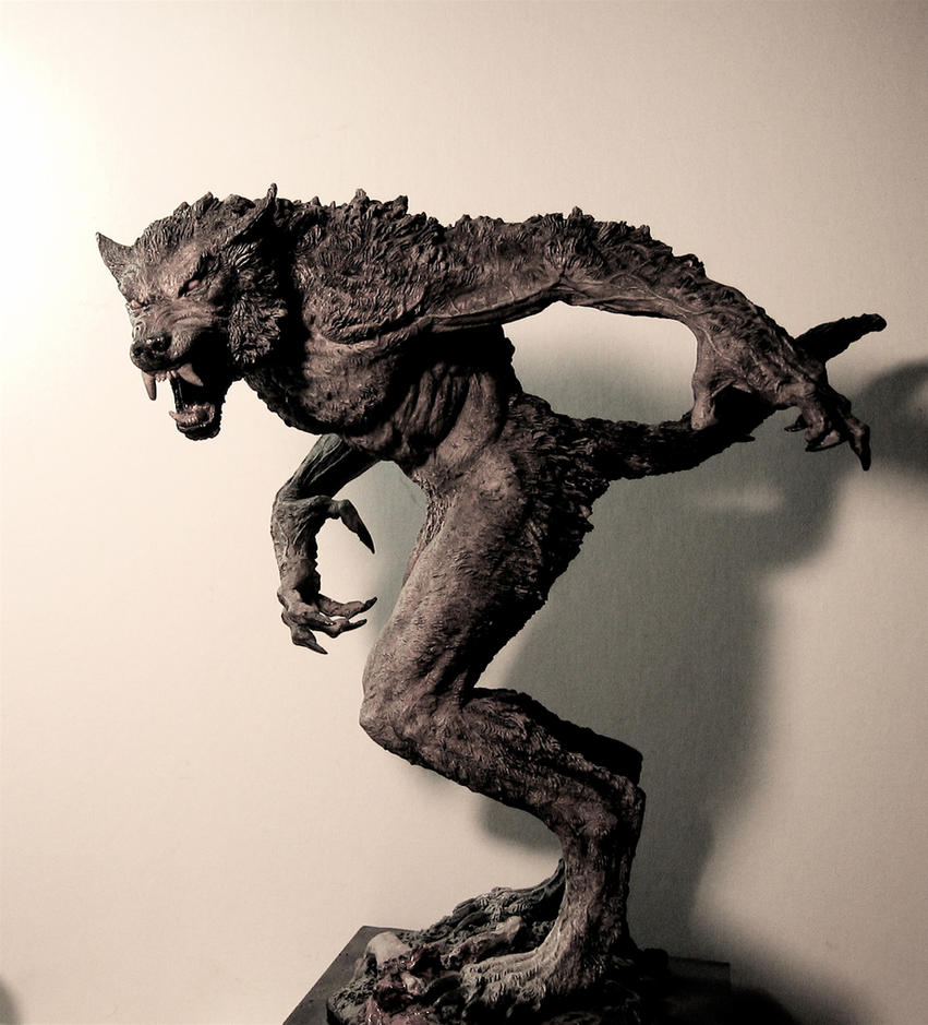 Werewolf by LocascioDesigns