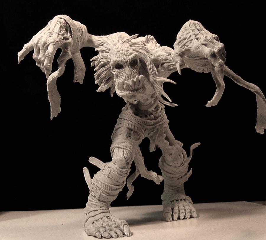 Warcraft Ghoul