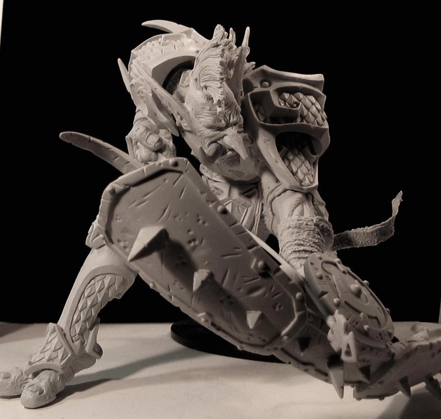 Warcraft, Troll Hunter by LocascioDesigns