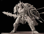 Warcraft, Human warrior