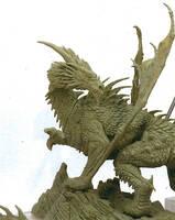 Dragon by LocascioDesigns