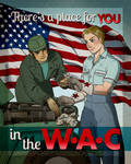 War Birds - Poster WAC
