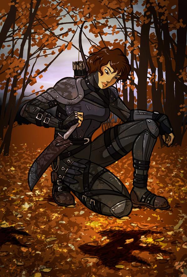 Hunter - Legacy by ClaudiaCangini