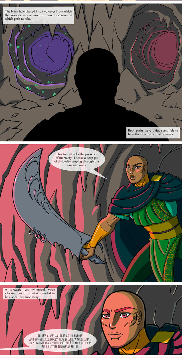The Warrior Series - Episode 17 part 2 by ClaudiaCangini
