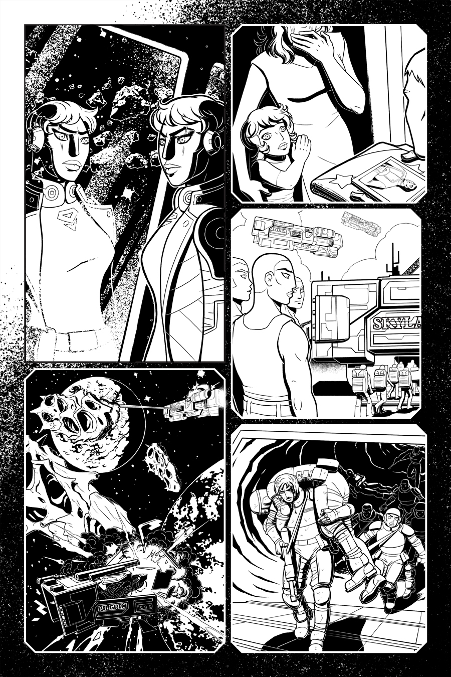 Lionheart - Page 1 by ClaudiaCangini