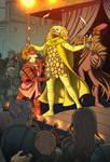 Flotsam RPG - Street theatre