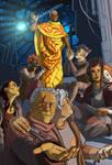Flotsam RPG - Preacher