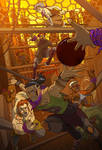 Flotsam RPG - Gang playing