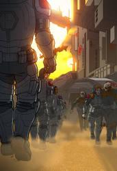 Flotsam RPG - Soldiers