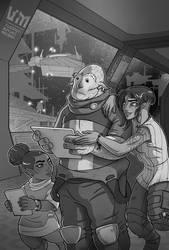 Impulse Drive RPG - The Smuggler