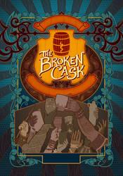 The Broken Cask - Cover