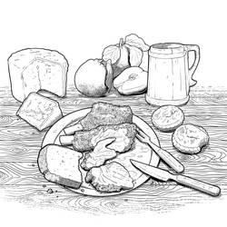 The Broken Cask - Food