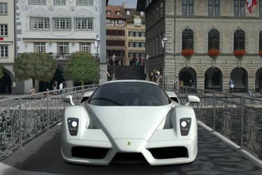 Ferrari Enzo (2002) by batmantheboss