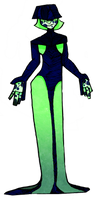 Azurite fusion by wrathberries