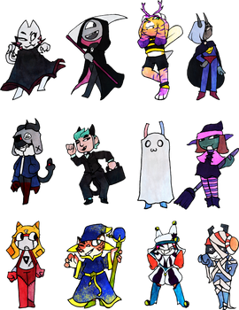 Halloween Freinds