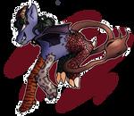 Artfight Attack - Sparrow