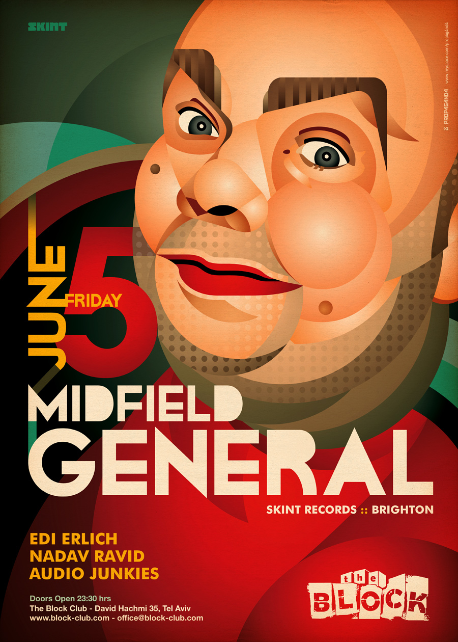 Midfield General by prop4g4nd4