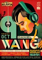 Daniel Wang At The Block by prop4g4nd4