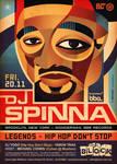 Legends: DJ Spinna