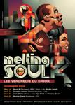 Melting Soul: Nov09 Poster