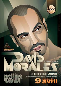 Melting Soul: David Morales