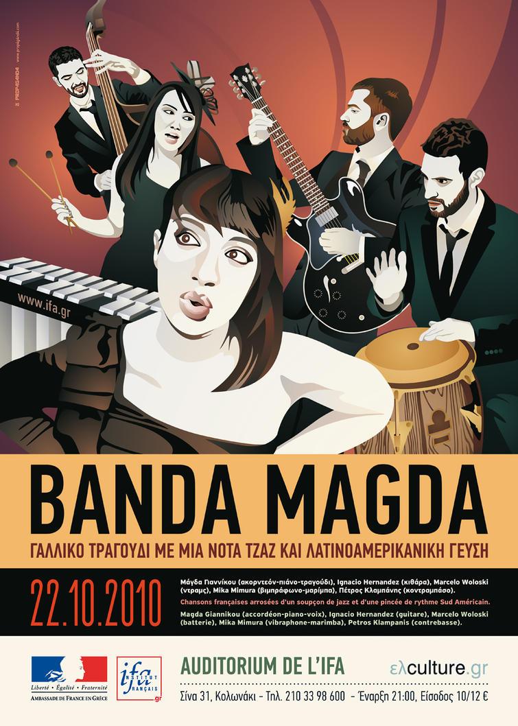 IFA: Banda Magda by
