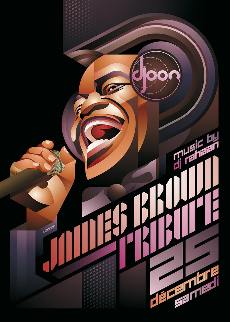 Djoon: James Brown Tribute by prop4g4nd4