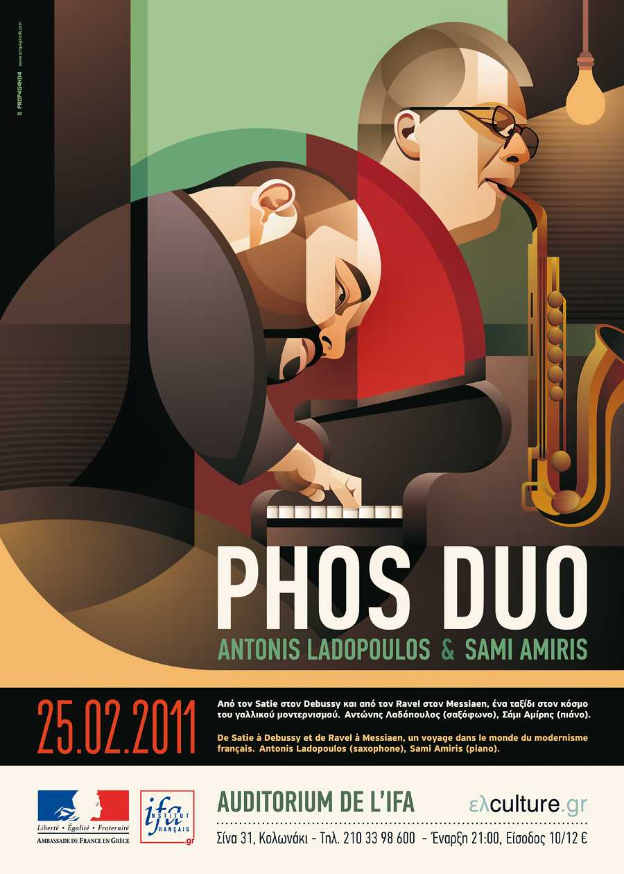 IFA: Phos Duo by prop4g4nd4