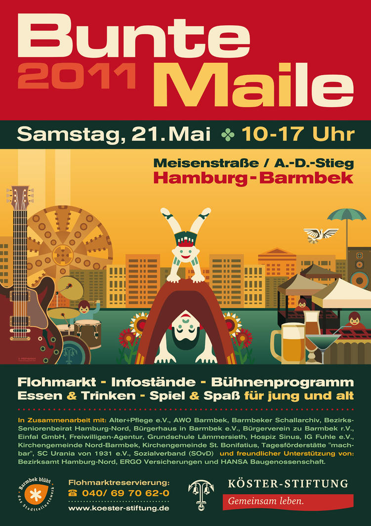 Bunte Maile 2011 by prop4g4nd4