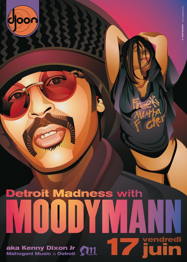 Djoon: Moodymann by prop4g4nd4