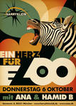 eZOO At Harry Klein - Oct 2011