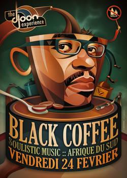 Djoon: Black Coffee