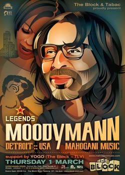 Legends: Moodymann