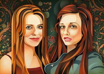 Xenia + Anthea