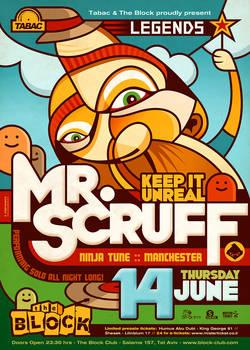 Legends: Mr. Scruff