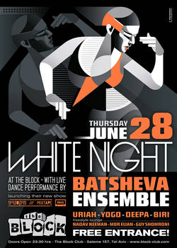 White Night at The Block