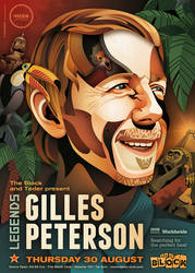 Legends: Gilles Peterson