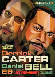 Legends: Derrick Carter + Daniel Bell