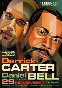 Legends: Derrick Carter + Daniel Bell