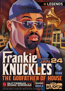 Legends: Frankie Knuckles