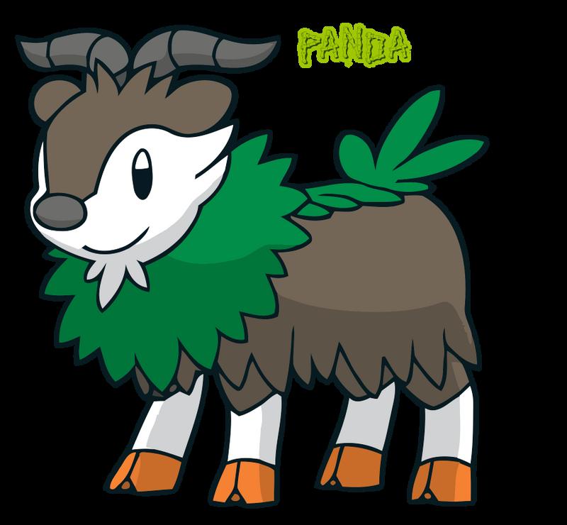 Skiddo (Dream World) Vector by Panda-Tales on DeviantArt