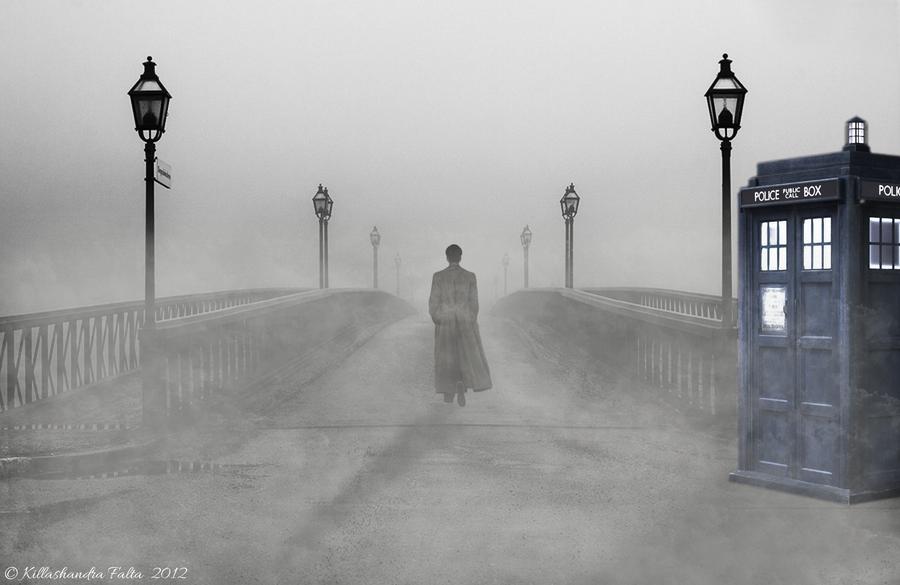 The Doctor Walks Alone by killashandra-falta